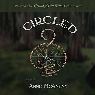 Circled audiobook cover art