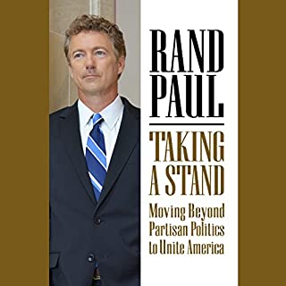 Taking a Stand audiobook cover art