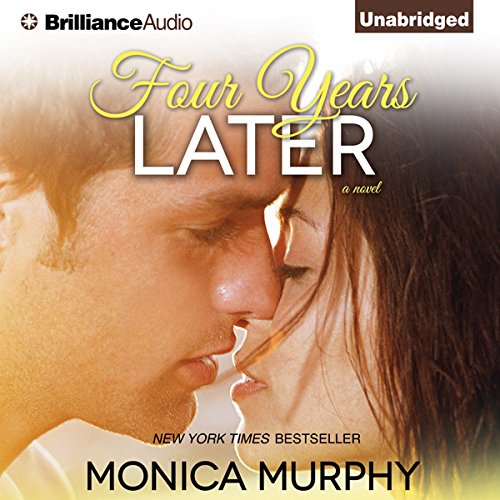 Four Years Later audiobook cover art