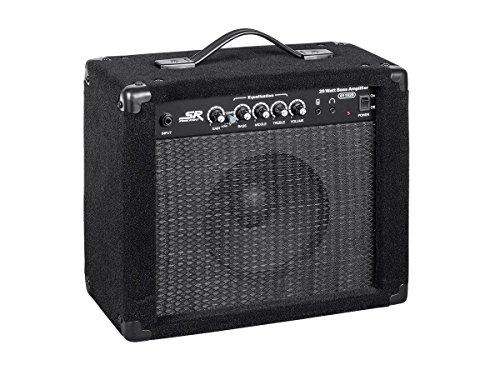 Monoprice 611920 20W1x8 Bass Combo Amplifier