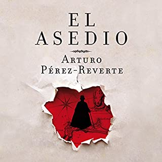 El asedio [The Siege] audiobook cover art
