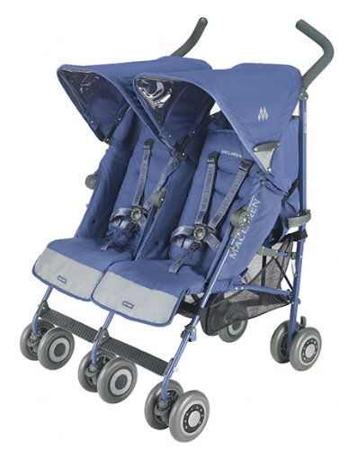 Maclaren WRT15032 - Twin Techno Crown Blue