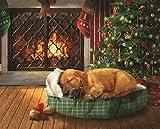 Springbok 1000 Piece Jigsaw Puzzle Christmas Wishes