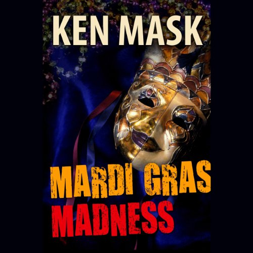 Mardi Gras Madness cover art