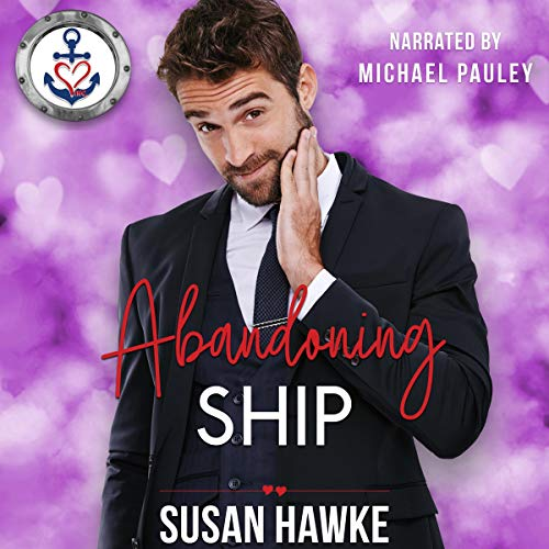 Abandoning Ship audiobook cover art