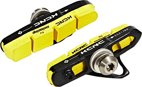 Kcnc Brake Shoes&pads Road Swiss Stop/yellow King One Size