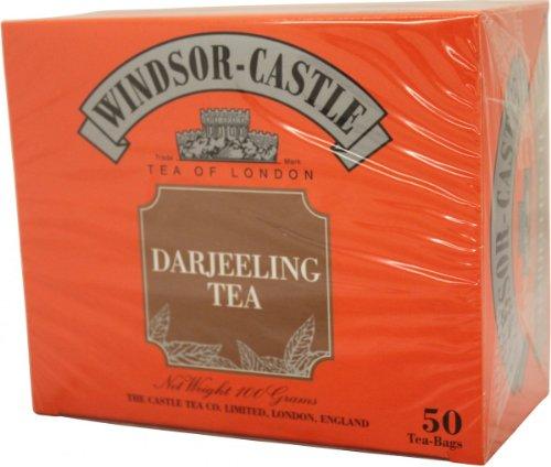 Windsor-Castle Darjeeling Tea, Beutel mit Umhüllung, 50er, 100 g