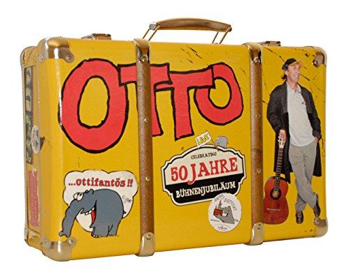 Otto - 50 Jahre Bühnenjubiläum - Limitierte Deluxe-Box mit Koffer) [3 DVDs]