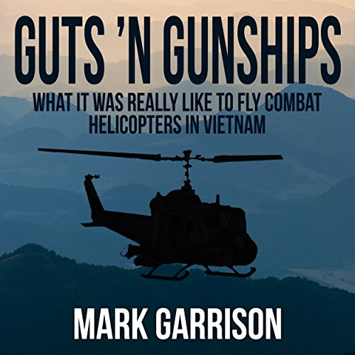Guts 'N Gunships audiobook cover art