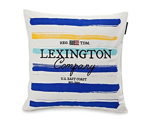Lexington 2011620050Kissenhülle, Baumwolle, Mehrfarbig, 50x 50x 1cm