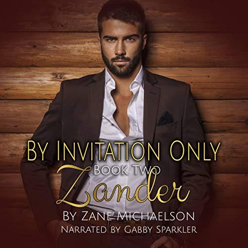 Zander audiobook cover art