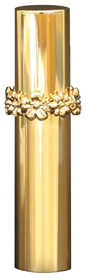 人種静かなズーム18530 メタルアトマイザー ハワイアンリング ゴールド