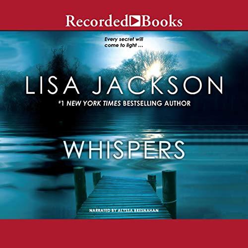 Whispers: A Novel audiobook cover art
