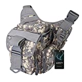G4Free Multi-functional Tactical Messenger Bag Utility Pouch Versipack (ACU)