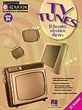 TV Tunes: Jazz Play-Along Volume 64 (Hal Leonard Jazz Play-Along)