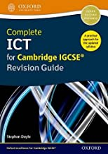 Complete ICT for Cambridge IGCSE Revision Guide (CIE IGCSE Complete Series)