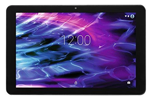 Medion LIFETAB P10325 10,1 Zoll (25,7 cm) Tablet-PC (Intel Atom Z3735F, 1,33GHz, 1GB RAM, 16GB interner Speicher, 2MP Kamera auf der Rückseite, 2MP Frontkamera, Android 5.0, Touchscreen) schwarz