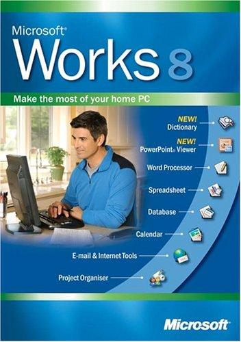 Microsoft Works 8 [import anglais]