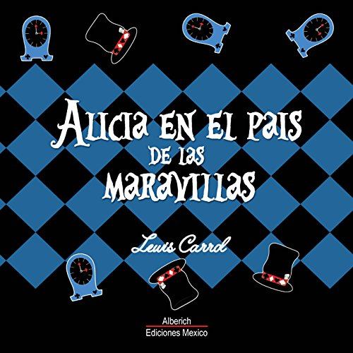 Alicia en el pais de las maravillas [Alice in Wonderland] audiobook cover art