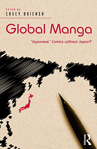 Global Manga: 'Japanese' Comics without Japan? (English Edition)