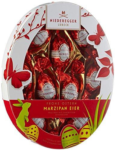 Niederegger Marzipan-Eier, oval, 1er Pack (1 x 150 g)