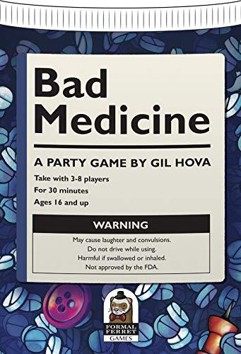 Formal Ferret Games Bad Medicine