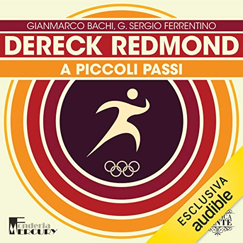 Dereck Redmond. A piccoli passi copertina