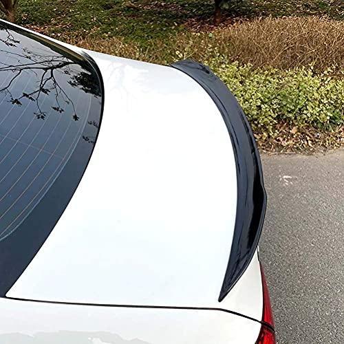 Mayz Alerón ABS para maletero de coche, alerón trasero para decoración de clase Benz a W177 A180 A200 A35 2019 +