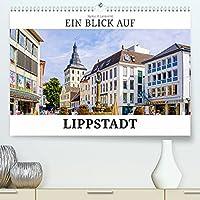 Ein Blick auf Lippstadt (Premium, hochwertiger DIN A2 Wandkalender 2022, Kunstdruck in Hochglanz): Ein ungewohnter Blick in harten Schwarz-Weiss-Bildern auf Lippstadt (Monatskalender, 14 Seiten )