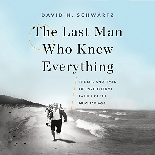 The Last Man Who Knew Everything audiobook cover art