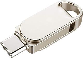 LCDXBDXKA 32GB / 64GB / 128GB metal USB 3.0 flash drive storage stick mobile phone C type pen USB disk