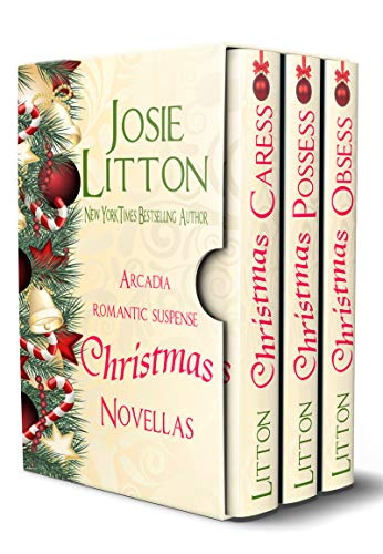 Arcadia Christmas Novellas Collection (English Edition)