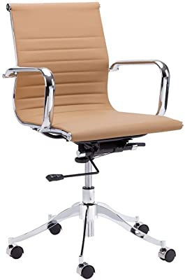 Sunpan Modern Chair Tan