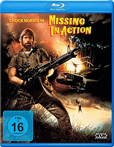 Missing in Action 1 [Blu-ray]