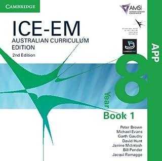 ICE-EM Mathematics Australian Curriculum Edition Year 8 Book 1