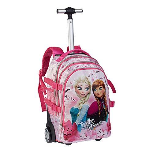 Frozen/Regina delle Nevi-52064-Zaino Trolley a rotella