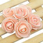yidexin rose bear, 9.8inches romantic valentines birthday day gift, creative light string big hug bear gift rose bear, grey