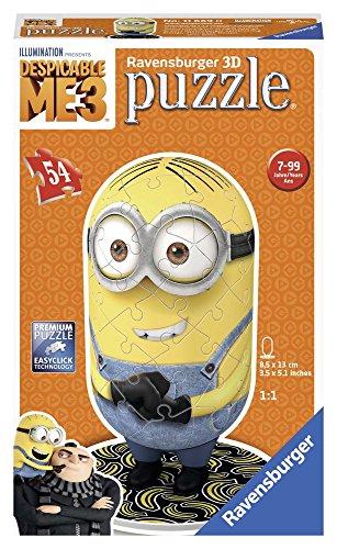 Ravensburger 11669 Jeans Minion 3D-Puzzle