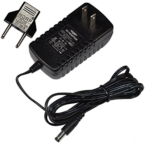 HQRP–6V AC Adapter for Philips Avent 996510033695oh-1048a0600800u1SCD600unidad de bebé monitor la madre y el bebé de...
