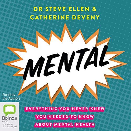 Mental audiobook cover art
