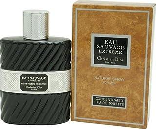 Eau Sauvage Extreme By Christian Dior For Men. Eau De Toilette Spray 1.7 Ounces