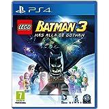 Pack Lego: Batman 3 + Lego película 2 + DC Super Villanos (Exclusiva Amazon) + Regalo (PS4)