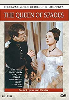 The Queen of Spades: The Classic Motion Picture With The Bolshoi Opera