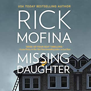 Missing Daughter audiobook cover art