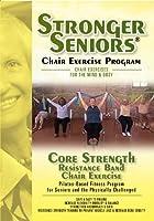 Stronger Seniors Core Strength DVD-Resistance Band Exercise Program developed by Anne Burnell, Instructor at the
