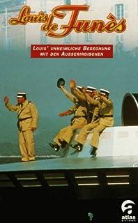 Louis' unheimliche Begegnung mit den Außerirdischen [Alemania] [VHS]