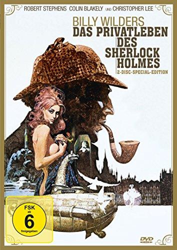 Das Privatleben des Sherlock Holmes [Special Edition] [2 DVDs]
