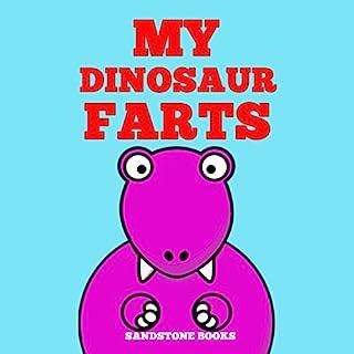 My Dinosaur Farts audiobook cover art