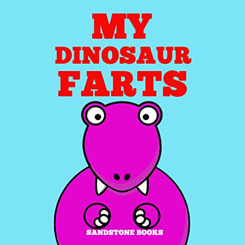 My Dinosaur Farts audiobook cover art