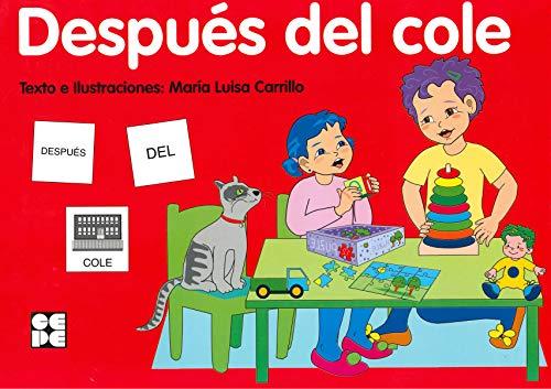 Pictogramas: Después del cole: 20 (Pictogramas: lecturas fáciles para niños con dificultades)